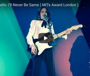 Camila Cabello- I'll Never Be Same (MITs Award London)