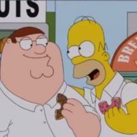 """""""Os Simpsons"""" e """"Uma Família da Pesada"""" se encontram em episódio especial"""