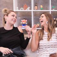 """Do """"BBB"""" pro Youtube: Vivian Amorim e Ana Paula Renault fazem vídeo juntas!"""