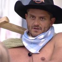 """Em """"A Fazenda"""": Marcos Harter, fazendeiro, terá semana decisiva no reality!"""