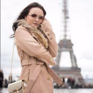 Larissa Manoela está em Paris para lançar sua nova coleção de bolsas