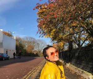 Larissa Manoela se despede da Europa e volta para o Brasil