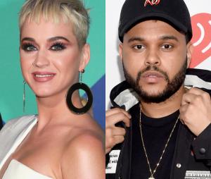 Katy Perry e The Weeknd estão namorando? Não estão! Entenda