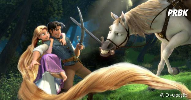 """""""Enrolados"""" é uma divertida animação da Disney"""