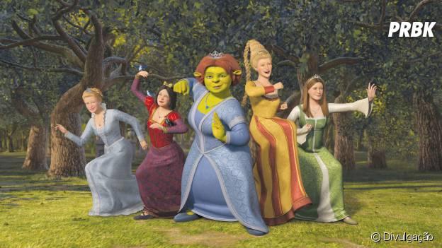 """""""Shrek"""" traz inúmeras referências a contos de fadas famosos"""