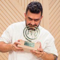 """Final """"MasterChef Profissionais"""", Pablo é o campeão: """"Estou muito realizado"""""""