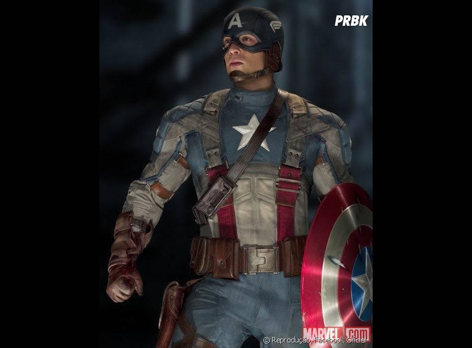 """Capitão América terá que enfrentar novos inimigos em """"Capitão América 2 - O Soldado Invernal"""""""
