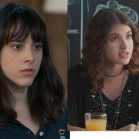 """Novela """"Malhação"""": Lica (Manoela Aliperti) e Samantha (Giovanna Grigio) se beijam e começam romance!"""
