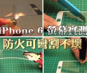 A tela do iPhone deverá ser de vidro de safira, ultra resistente