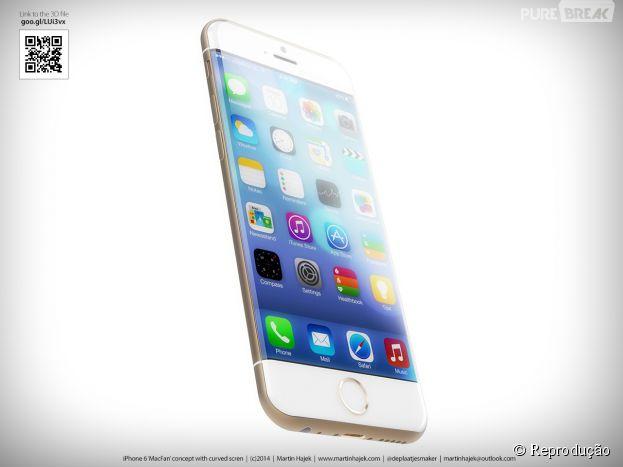 iPhone 6 vai ser apresentado no dia 9 de setembro de 2014
