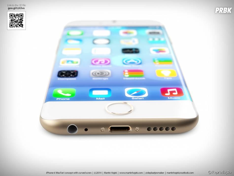 iPhone 6 ficou maior para competir com outros produtos como o Galaxy S5