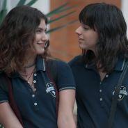 """Novela """"Malhação"""": beijo de Lica e Samantha entra para a história da Globo!"""