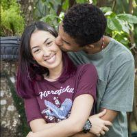 """Novela """"Malhação"""": Tina e Anderson falam sobre morar juntos! Será que rola?"""