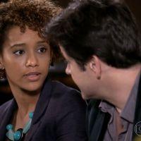 """Na novela """"Geração Brasil"""", personagem de Taís Araújo também ficará grávida"""