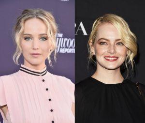 Jennifer Lawrence e Emma Stone explicam porque não foram na festa do Globo de Ouro!