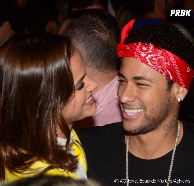 Bruna Marquezine recebe comentário fofo de Neymar Jr. em vídeo