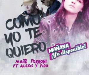 """Maite Perroni lança sua nova música: """"Como Yo Te Quiero"""""""