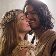 """Novela """"Deus Salve o Rei"""": Amália (Marina Ruy Barbosa) e Afonso se casam! Veja fotos"""