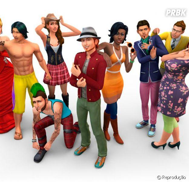 """""""The Sims 4"""" lança demo """"Criar um Sim"""" para dowload gratuito"""