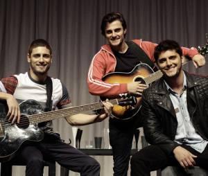 """Daniel Rocha, Hugo Bonemer e Bruno Gissoni estrelam a peça """"A História dos Amantes"""""""