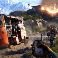 """Em """"Far Cry 4"""": tiros, explosões e sangue na bela paisagem do Himalaia"""