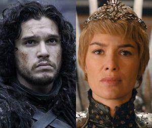 """De """"Game of Thrones"""": Jon Snow (Kit Harington) e Cersei (Lena Headey) terão um novo encontro na oitava temporada!"""