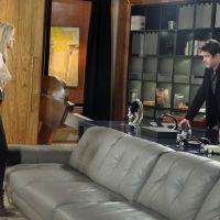 """Na novela """"Geração Brasil': Megan sai em defesa de Davi e enfrenta Jonas"""
