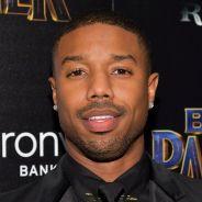 """De """"Pantera Negra"""": Michael B Jordan invade sessões do filme para assistir com fãs"""