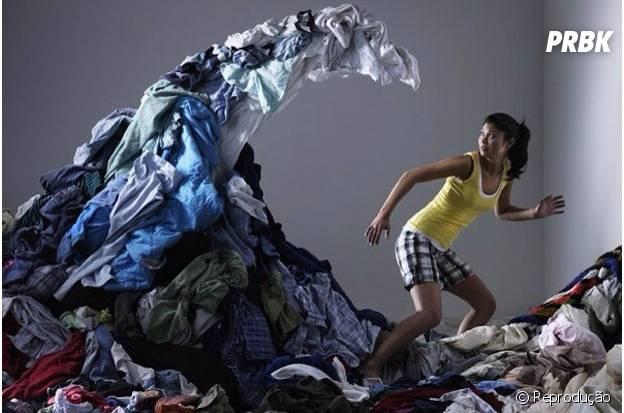 Que tal aproveitar pra arrumar seu guarda-roupa?