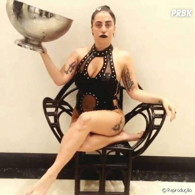 """Siga o exemplo de Lady Gaga e grave seu próprio vídeo do """"desafio do gelo"""""""