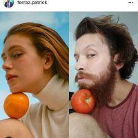 """Tatá Werneck zoa Marina Ruy Barbosa com foto hilária no Instagram: """"Vogue Itanhangá"""""""
