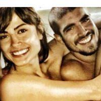 Caio Castro e Maria Casadevall dividem banheiro para o Desafio do Balde de Gelo