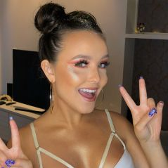 "Larissa Manoela muda visual e aparece ruiva para o musical ""A Noviça Rebelde"""