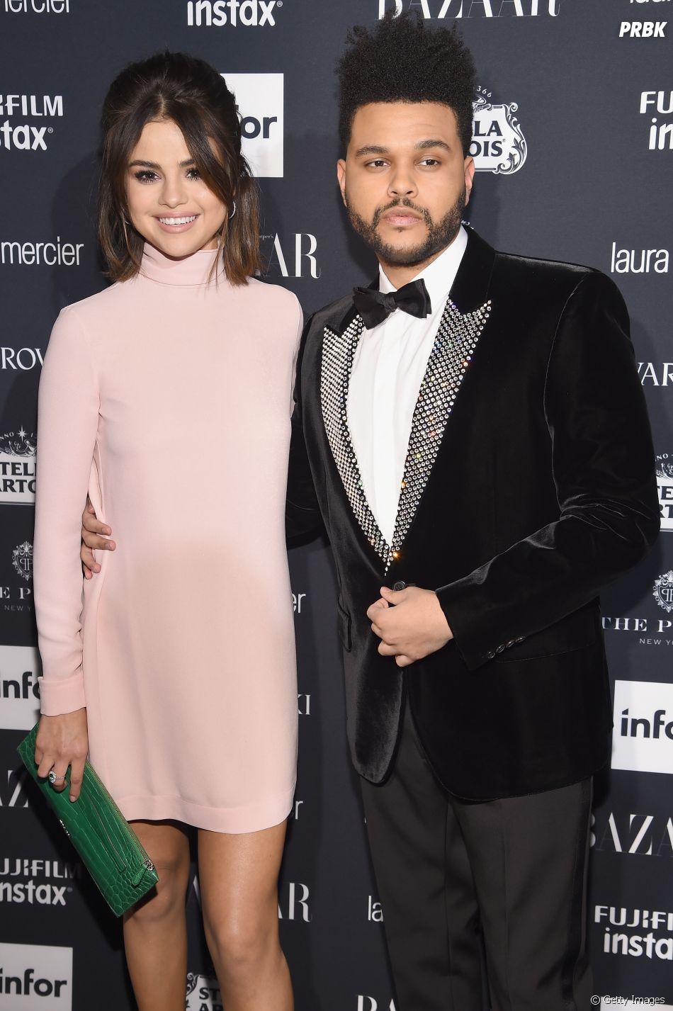 The Weeknd manda uma indireta sobre tirar uma parte do próprio corpo para dar para Selena Gomez