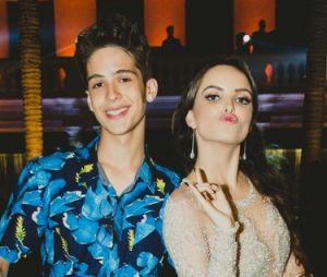 João Guilherme revela que nunca beijou Giovanna Chaves