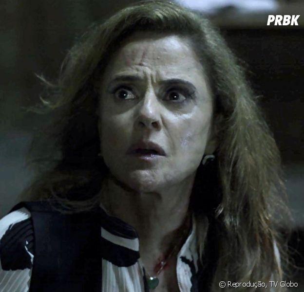 """Em """"O Outro Lado do Paraíso"""": Sophia (Marieta Severo) manda matar duas pessoas mesmo debilitada pelo AVC"""
