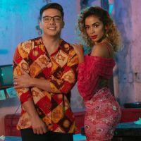 """Anitta e Wesley Safadão apresentam """"Romance com Safadeza"""" no """"Caldeirão do Huck""""! Escute prévia"""