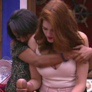 """No """"BBB18"""", Gleici e Ana Clara são as melhores amigas do reality? Veja melhores momentos da dupla"""