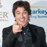 "Fim de ""The Vampire Diaries""? Ian Somerhalder, o Damon, acha que sim!"