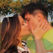 Larissa Manoela e Leo Cidade zoam mãe da atriz e postam vídeo no Instagram