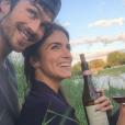 Ian Somerhalder e Nikki Reed trocam juras de amor no aniversário de 3 anos de casamento