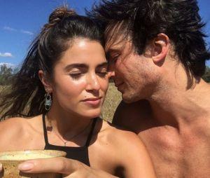Ian Somerhalder e Nikki Reed comemoram 3 anos de casados com declarações no Instagram