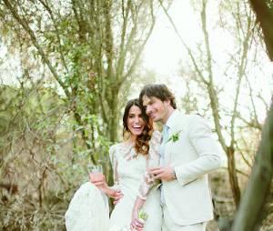 Ian Somerhalder e Nikki Reed se casaram há 3 anos, numa cerimônia secreta em Santa Monica, na Califórnia, Estados Unidos