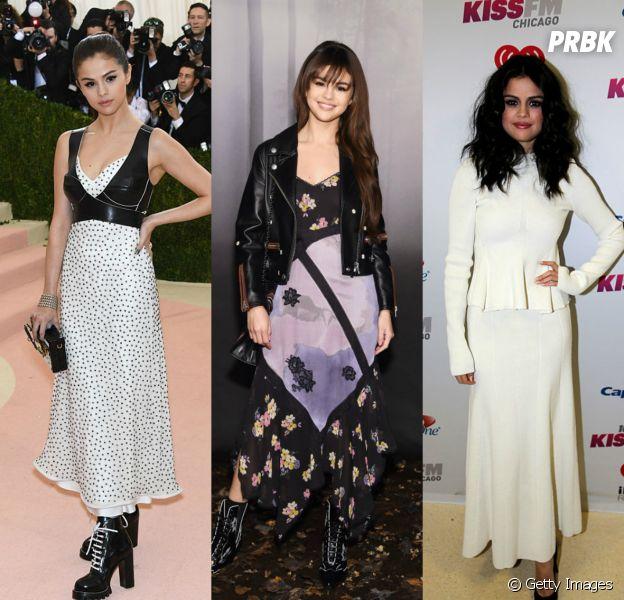 Selena Gomez também erra nos looks e a gente te mostra quando