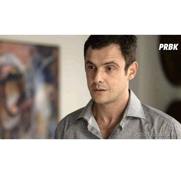"""Em """"O Outro Lado do Paraíso"""", Gael (Sergio Guizé) ganha novo amor!"""