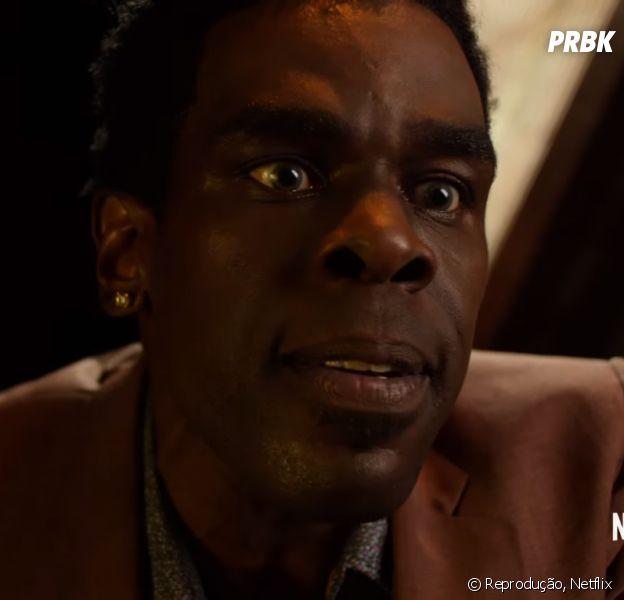 """Bushmaster(Mustafa Shakir), novo vilão de """"Luke Cage"""", ganha foco no trailer da 2ª temporada"""