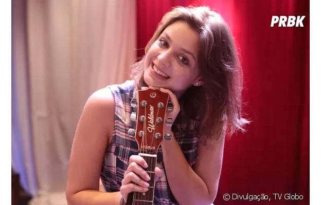 Maria Luiza Campos interpreta Mari em Malhação