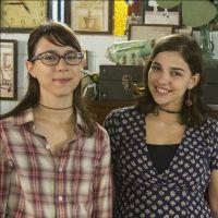 """Após """"Malhação - Viva a Diferença"""", Daphne Bozaski e Gabriela Medvedovski renovam com a Globo!"""