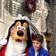 Justin Bieber se amarra na Disney, e ele já até visitou o parque de diversões, localizado na Flórida, EUA, algumas vezes