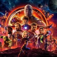 """""""Vingadores: Guerra Infinita"""" já é o filme de super-heróis de maior bilheteria da história!"""